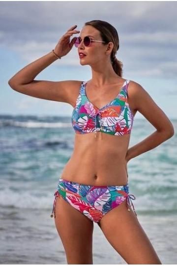 Protetické dvoudílné plavky Latina Top M0