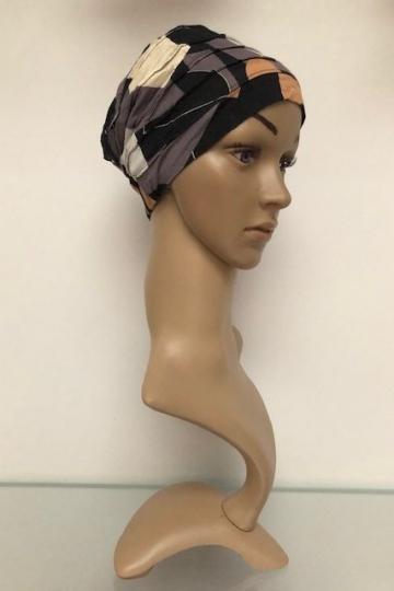 Bambusový turban Shapes of Browns