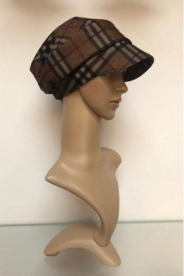 Zimní čepice s kšiltem KARO
